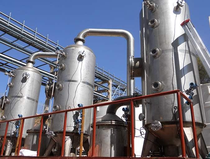 黄冈高性价比组合式多效蒸发器工艺