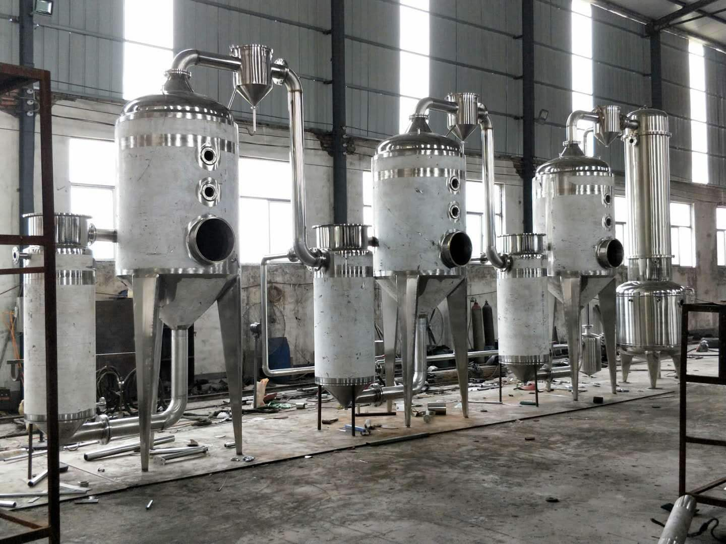 Product Features of Jingzhou Brand Continuous Crystallizer